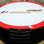 MEMBRANES Abu Dabi Formula 1